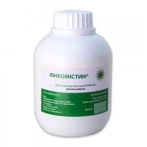 Антисептик Линкомистин 0,1% (аналог Мирамистина) Farmlink на водной основе 500 мл