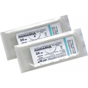 Полиамид (нейлон) монофиламент черный