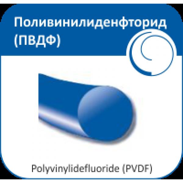 Поливинилиденфторид (ПВДФ) монофиламент синий