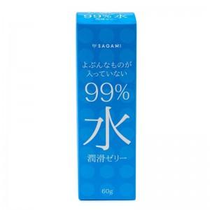 Лубрикант Sagami Original 99% Water Gel 60 гр.