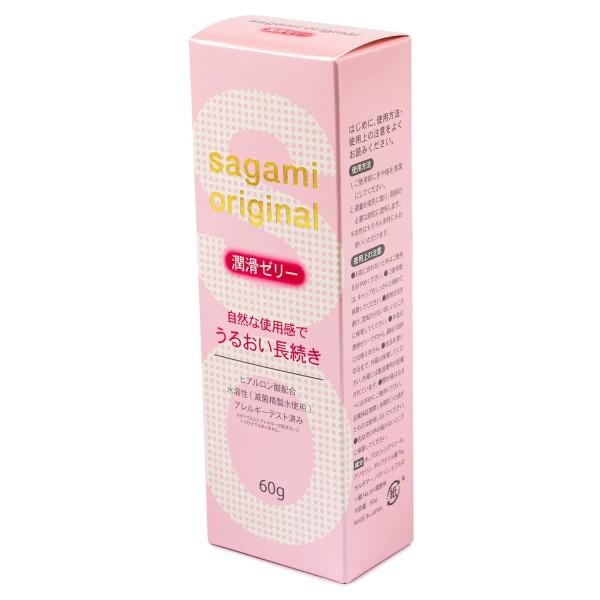 Лубрикант Sagami Original Gel 60 гр.