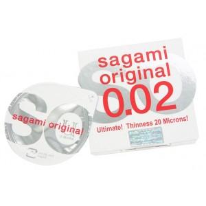 Презерватив полиуретановый Сагами 1шт