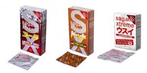 Новинки премиум класса латексных презервативов Sagami