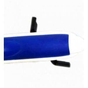 Линейный режущий аппарат с ножом и двойной ручкой