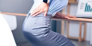Профилактика возникновения болей в спине